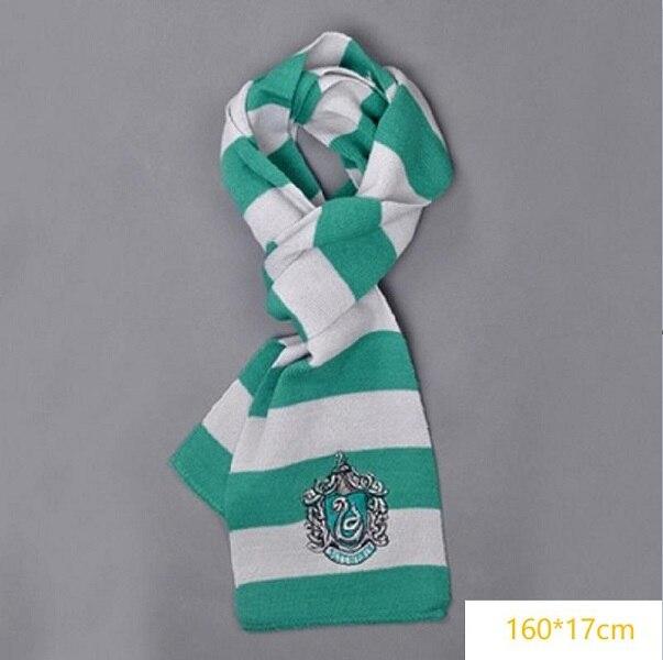 Slytherin scarf 02