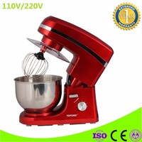 Brand New Electric 5L Chef Home Kitchen Cooking Food Stand Mixer, Cake Egg Dough Bread Mixer Machine
