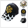 New arrival Japanese anime One Piece Trafalgar  Law / Ace  Anime Cosplay Hat Children's birthday gift Free shipping