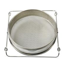 Фильтр для пчелиного меда, двухслойный фильтр из нержавеющей стали