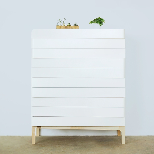 drawers high drawer space p classic chest gloss white of wide