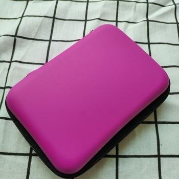 100 Capacity Cards Holder Notebook Hard Case Card Holder For Pokemon CCG MTG Magic Yugioh Board Game Cards Book Sleeve Holder - purple