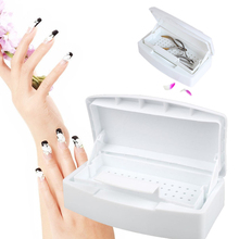 Kill Germs Box Professional Nail Accessory Sterilizing Tool