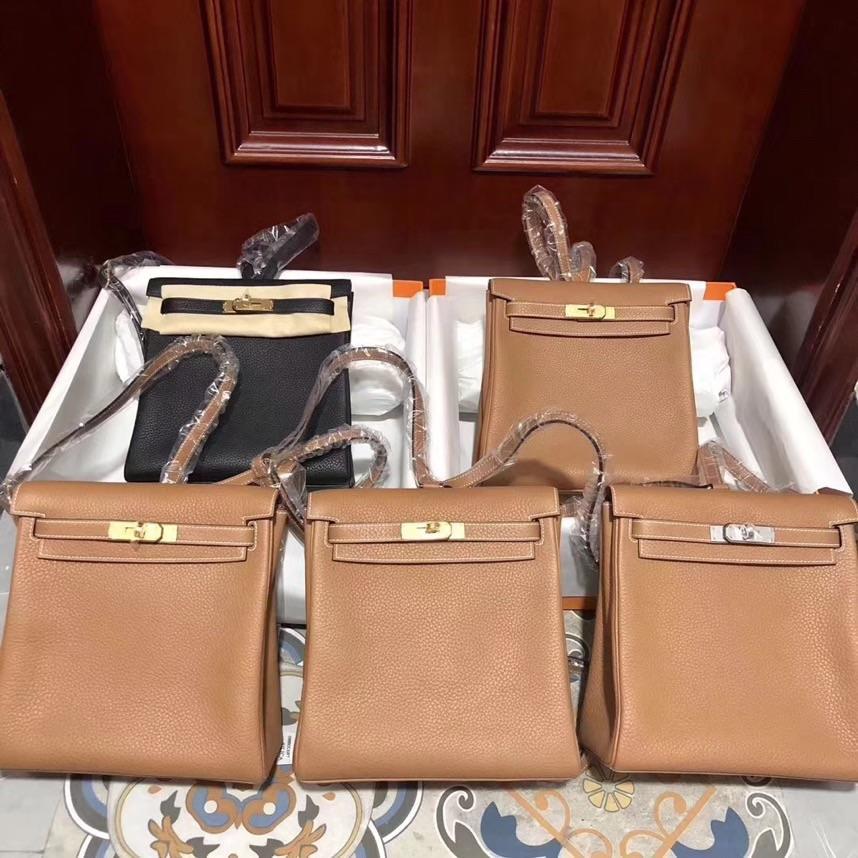 Bagaj ve Çantalar'ten Sırt Çantaları'de En kaliteli bayanlar lüks moda sırt çantası 100% deri marka ünlü bayan tam el yapımı sırt çantası ücretsiz kargo ado'da  Grup 1
