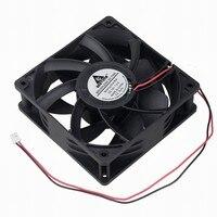Gdstime 1 Pcs DC 12V 120*120*38mm Ball Bearing 12cm PC Case CPU Cooling Cooler Fan 120mm x 38mm High Wind Pressure 4500RPM 1.0A