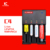 Klarus Original C4 Inteligente Cargador de Batería DC 12 V AC 110-240 V 4 ranura inteligente cargador de batería para c aa aaa 18650 26650 14500