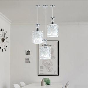 Image 4 - الحديثة قلادة led ضوء AC220V E27 الإبداعية قلادة مصباح ل مطعم القهوة بار غرفة نوم غرفة المعيشة الزخرفية شنقا مصباح