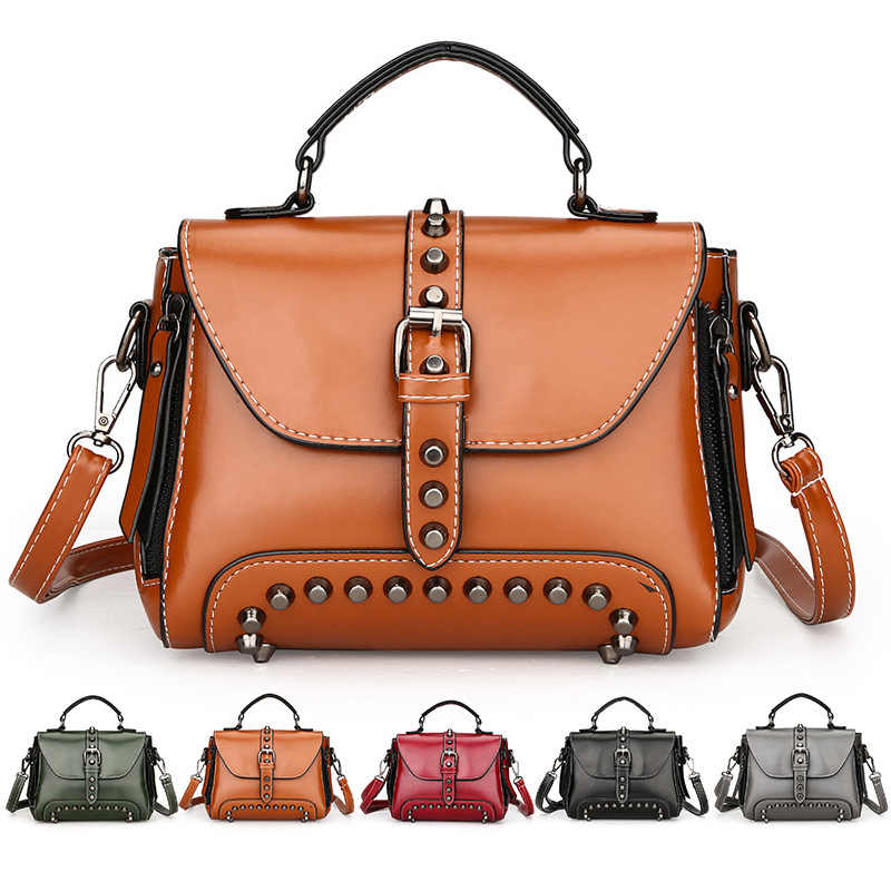 fd4669f8e97 Detail Feedback Questions about New Famous Brand Women Leather ...