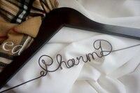 Personalized Pharmacist Graduation Present Custom Name PharmdD Lab Coat Hanger Graduate Handmade Graduate Congratulation Gift