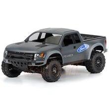 1/10 SC10 Shore Truck Body подходит для Pro-Line True Scale FFord F-150 Raptor F150 прозрачный/Окрашенный корпус Pro-2 Slash 4x4
