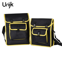 Urijk New Multi Functional Tool Kit Wear Resistant Oxford Cloth Shoulder Electrical Tool Bag Household Tool