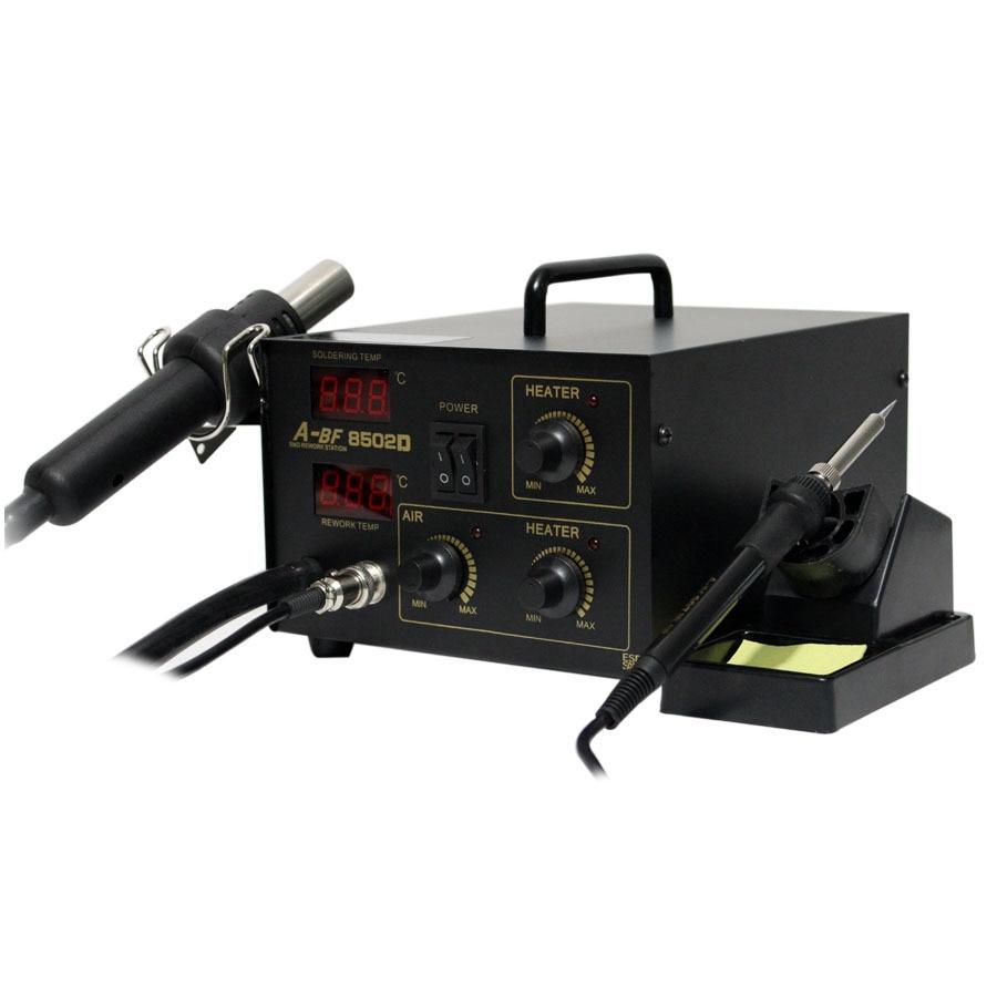 Estación de soldadura de aire caliente ABF 8502D Soldadura 2 en 1 - Equipos de soldadura - foto 2