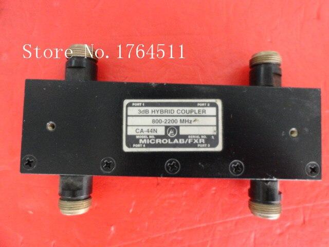 [BELLA] MICROLAB/FXR CA-44N 800-2200MHz Coup:3dB N Supply Bridge