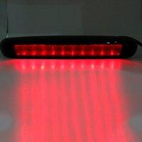 Rear Roof LED Third 3rd Brake Cargo Light For Chevy Silverado GMC Sierra 1500 2500 3500 (Smoke/Clear Lens)