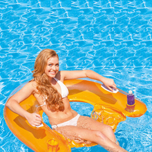 pool lounger water inflatable beach chairs water swim sun loungers Inflatable chair for adults children kids summer summer стоимость