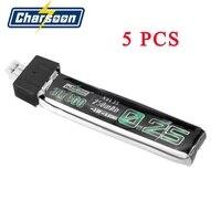 2017 Newest 5pcs RC Toys Spare Part Charsoon 3 8V 250mah 30 60c HV4 35 PH2