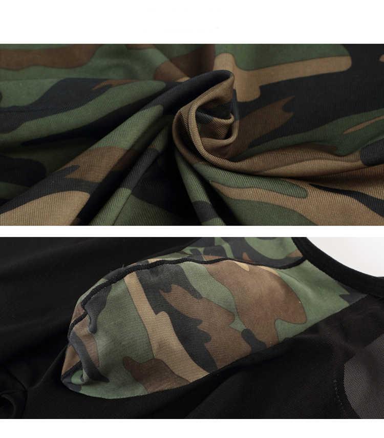 de2189e9e ... Men s Fashion Sexy Transparent Mesh Camouflage Tights Stage Performance Breathable  Bodybuilding Shee Pants Legging ...