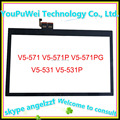 "New original 15.6"" For Acer Aspire V5-531 V5-531G V5-531P V5-531PG V5-571 V5-571G V5-571P Touch Screen Digitizer Glass"
