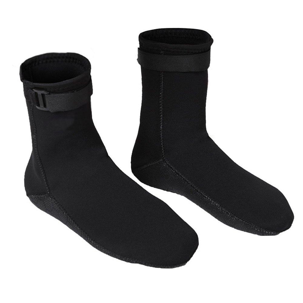 1 Pair Wetsuits Swimming Diving Socks Neoprene 3mm Neoprene Anti Slip Water Socks B2Cshop