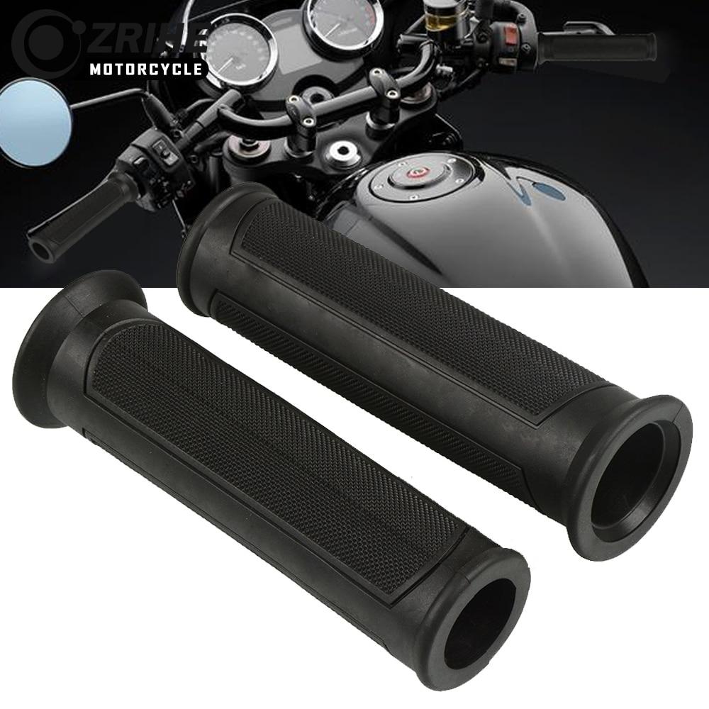 Motorcycle Accessories Handlebar Grip Handle Moto Hand Grips For Suzuki Bandit 650S GSF 250 600S 650N 1200 1250 GS 500 E/F 1000