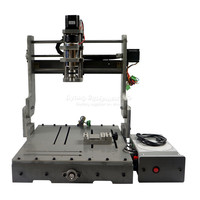 LY Milling Machine DIY 3040 3 Axis Mini CNC Cutting Machine Free Tax To RU