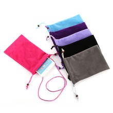 Hot Sell Cell Phone Mobile Neck Strap Sleeve Case Pouch Bag For iphone 6 Plus mbr cell power neck