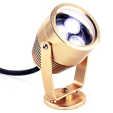 1pcs 3W LED Underwater Lights For Pond Piscina Fountain,Led Swimming Pool Light Free Shipping