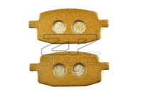 NEW Organic Brake Pads For Front ADLY 50 Cosy 2001 2006 RT 50 Road Tracer 2002