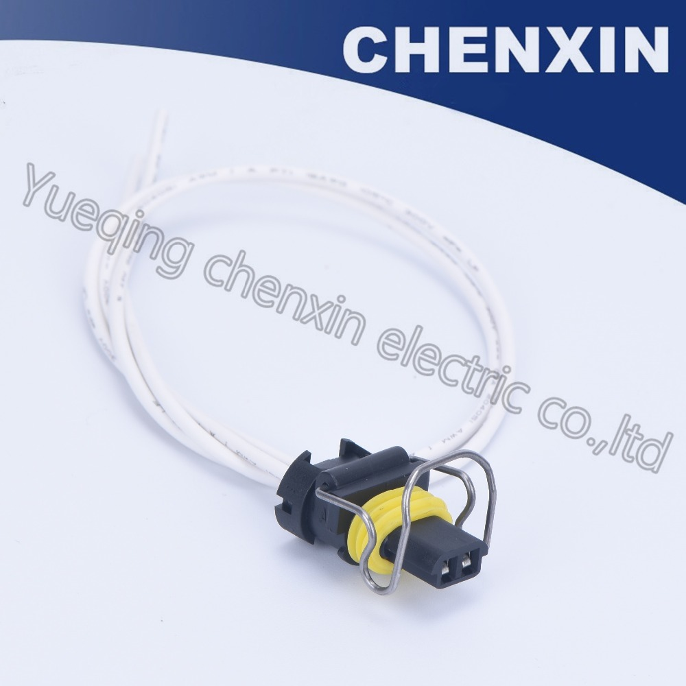 US $7 8 |Connector Wiring Harness Plug Wire Pigtail 7 3L 6 0L 6 6L  (Injection Pressure Regulator) IPR Valve Injector Turbo VGT Solenoid-in  Cables,
