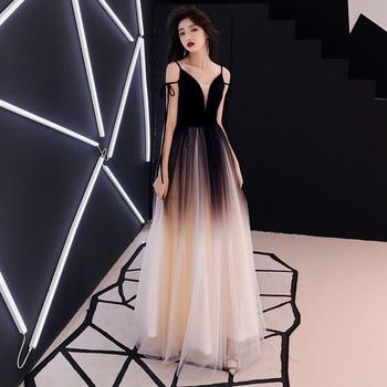 c9911c66388 Негабаритный 3XL сексуальный женский Глубокий v-образный вырез Cheongsam в  Пол Длина сетка Qipao Vestidos Восточная Невеста свадебное вечернее платье