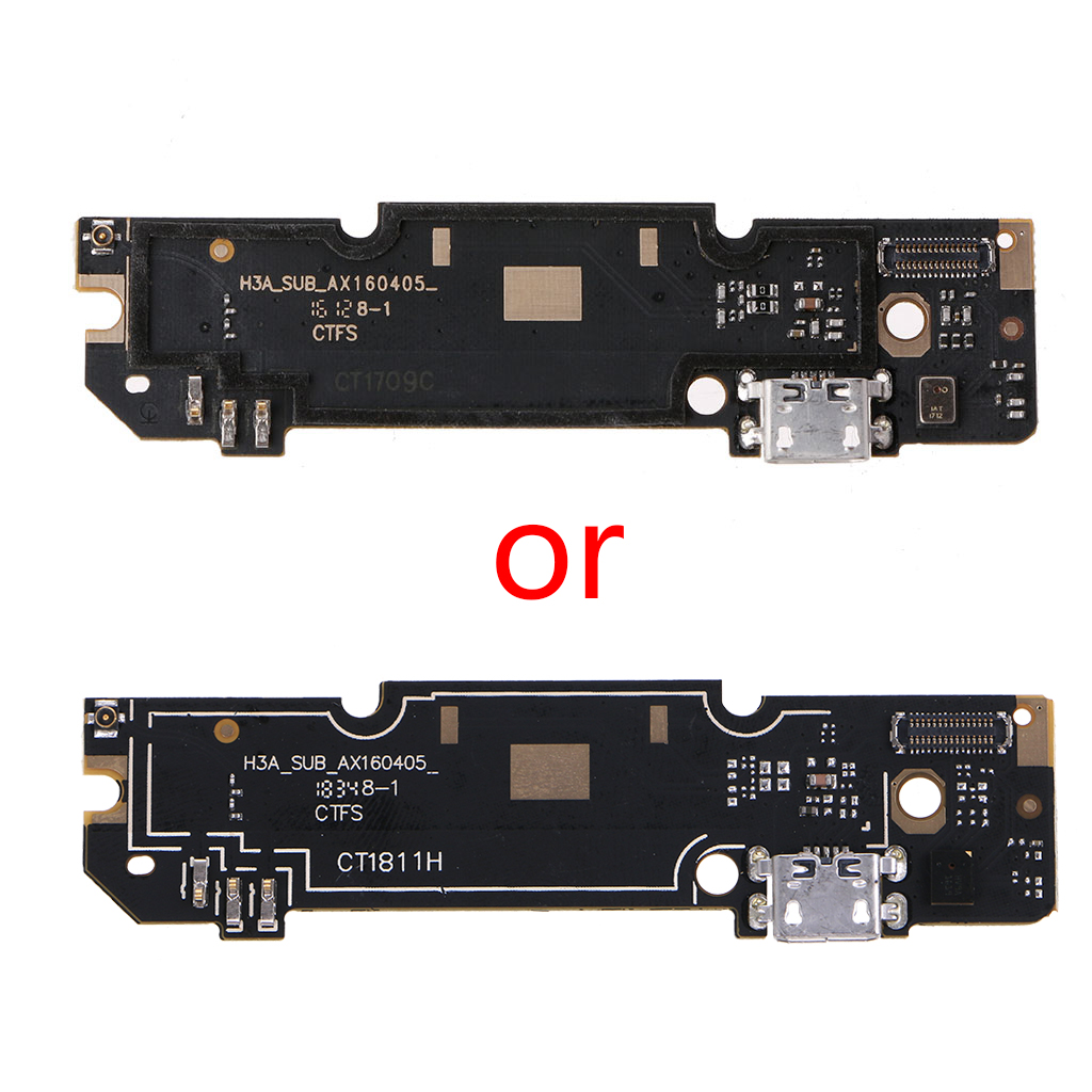 <font><b>USB</b></font> Charging Port Connector Board Flex Cable Replacement For <font><b>Xiaomi</b></font> <font><b>Redmi</b></font> Note <font><b>3</b></font> <font><b>Pro</b></font> image