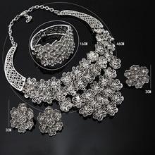 Nigerian Beads Wedding Jewelry Set