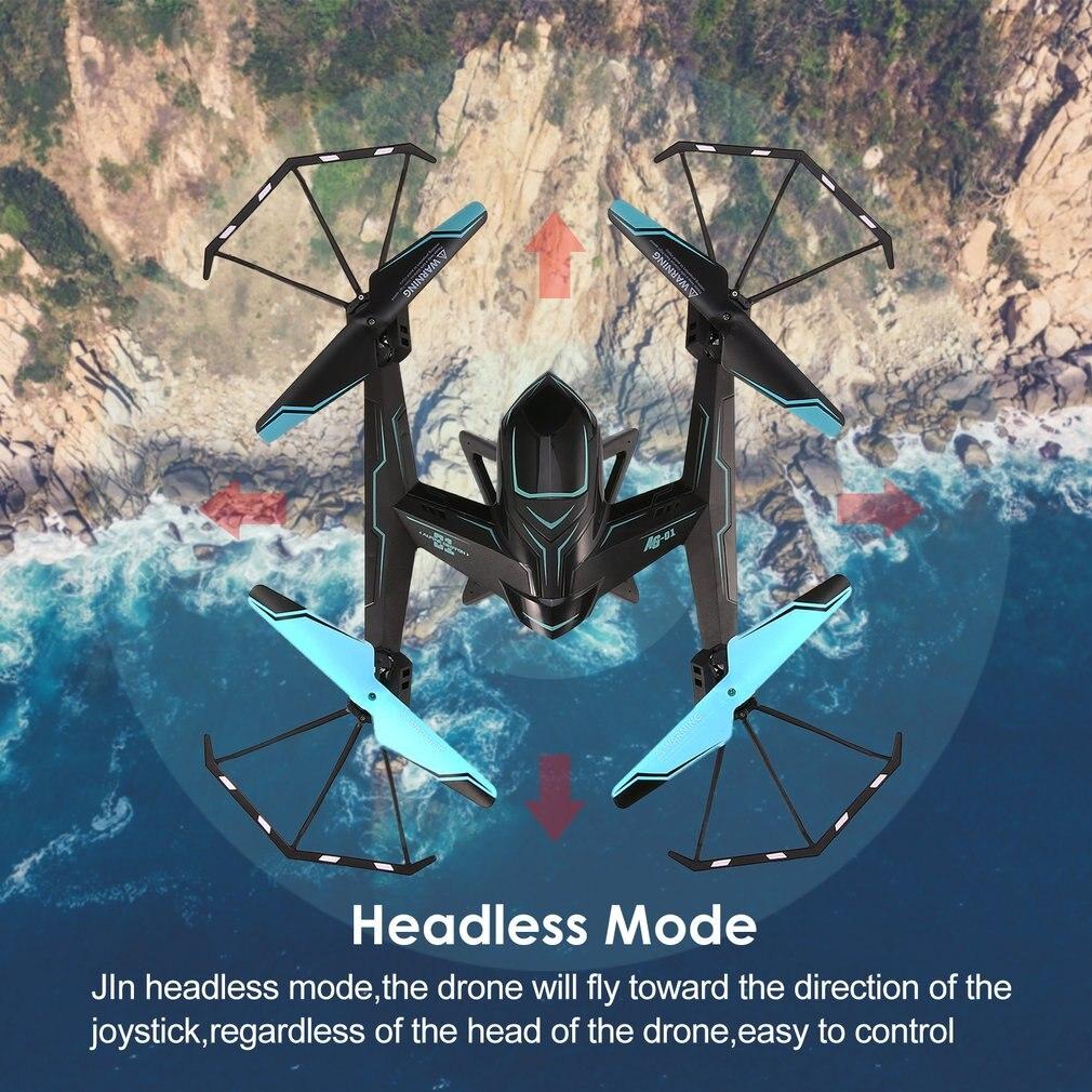 AG-01DP FPV системы камера 720P селфи высота удержания Drone Headless режим 3D флип один ключ возврата парящий H/L Скорость RC Quadcopter
