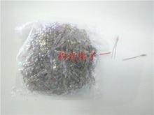 100 pces miniatura lâmpada 3mm 12v lâmpada indicadora bombilla incandescente filamento