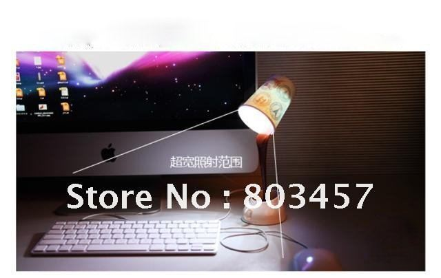 Amazing Gift ! Hot Selling novelty DIY LED night lamp table home decoration, Excellent packing+Free shipping