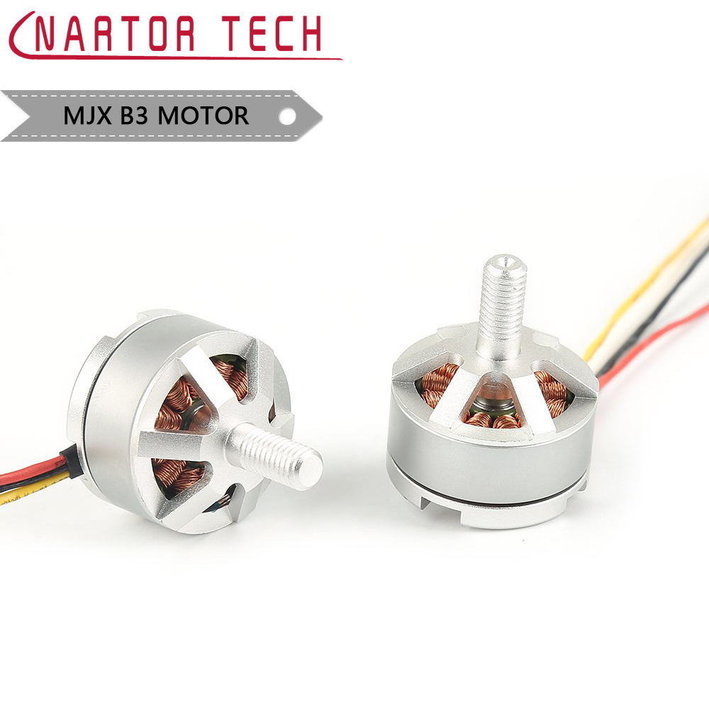 Nartor RC MJX CW CCW Brushless Motor for MJX B3 Bugs 3 2.4G RC Quadcopter drone spare parts mjx bugs 3 rc quadcopter rtf black