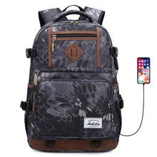 цены на Camouflage School Backpack Men Sports Travel Bags Women School Bag For Teenage Boys Waterproof School Bags Backpack  в интернет-магазинах