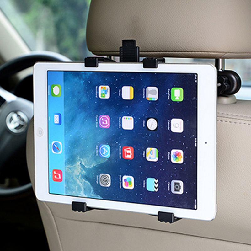 Powstro Auto Rücksitz Tablet Ständer Auto Kopfstütze Montieren Tablet Halter Universal für iPad 2/3/4 5 Air 6 ipad Alle