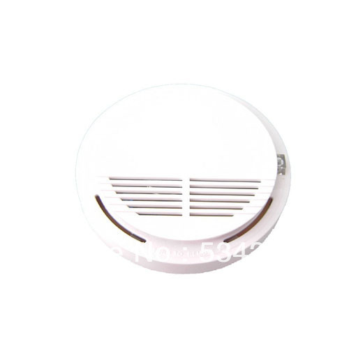 Wireless Network Ion Type Smoke Detector Alarm
