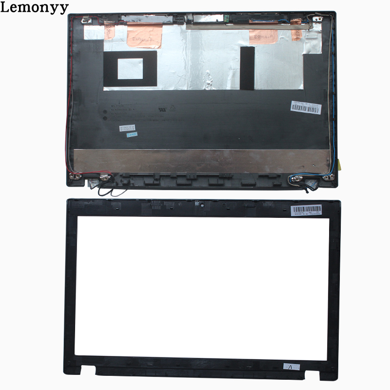 New case Cover For Lenovo Thinkpad L540 Rear Lid LCD Back Cover 04X4856 Wis 42.4LH05.001/LCD Bezel Cover gzeele new for dell precision 17 7710 7720 m7710 m7720 top cover a case switchable lcd back cover n4fg4 0n4fg4 lcd rear lid case