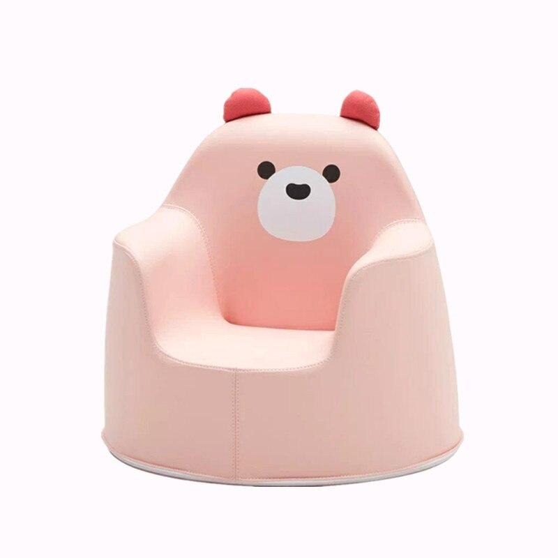 все цены на pink Rabbit Dinosaur Cartoon Sofa Eco-friendly Feather+High Density Sponge Children Baby Sofa Single Seat For 1-5 yrs Old онлайн