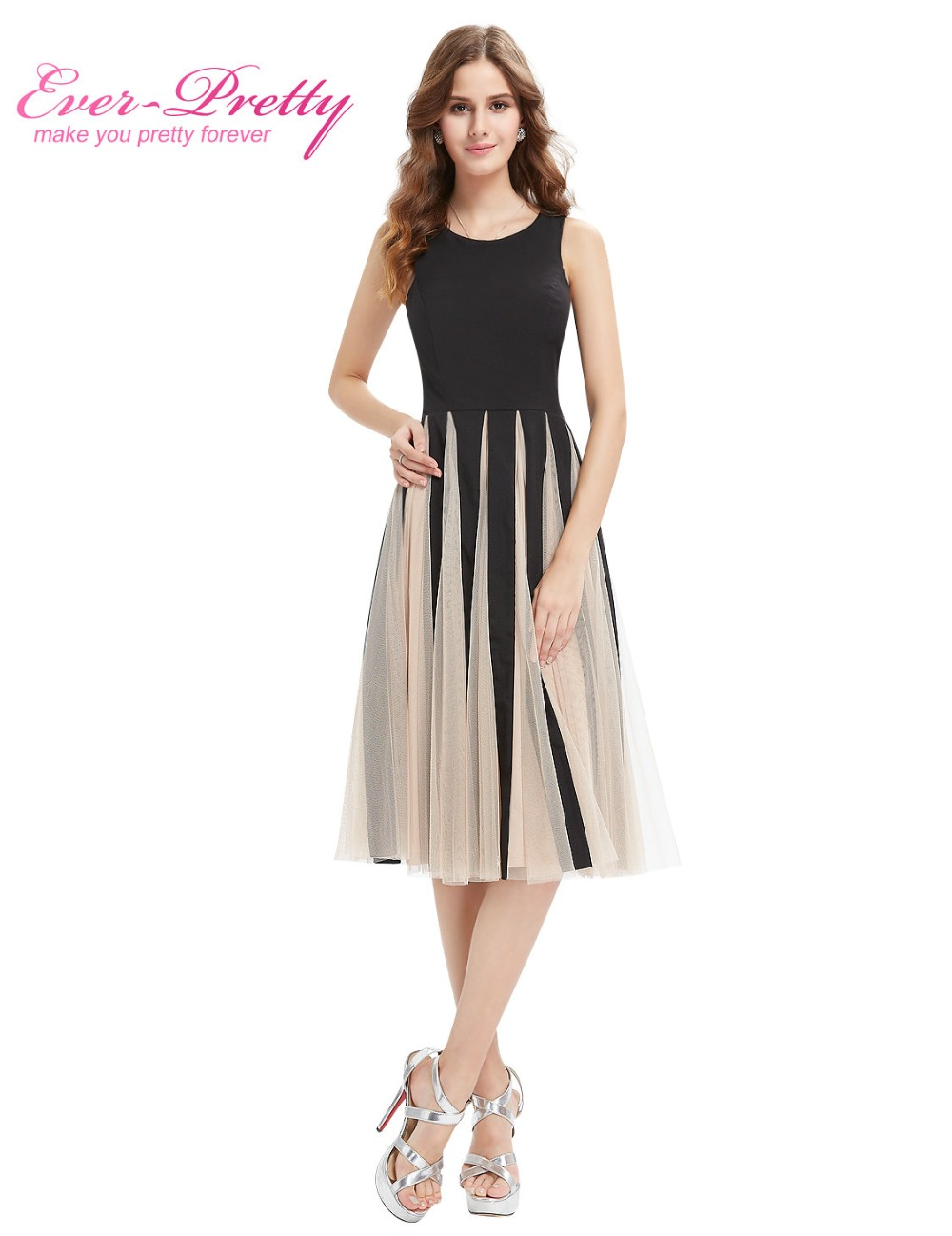 New Fashion Cocktail Party Dress Ever Pretty AS05403 2017 ...