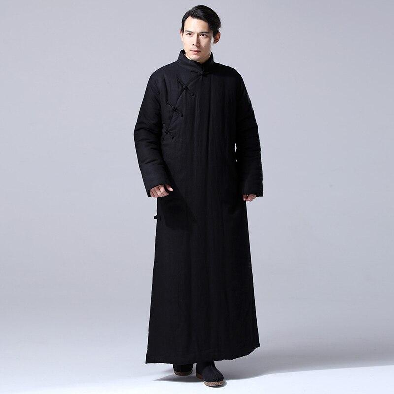 Daoist Double Layered Winter Robe 2