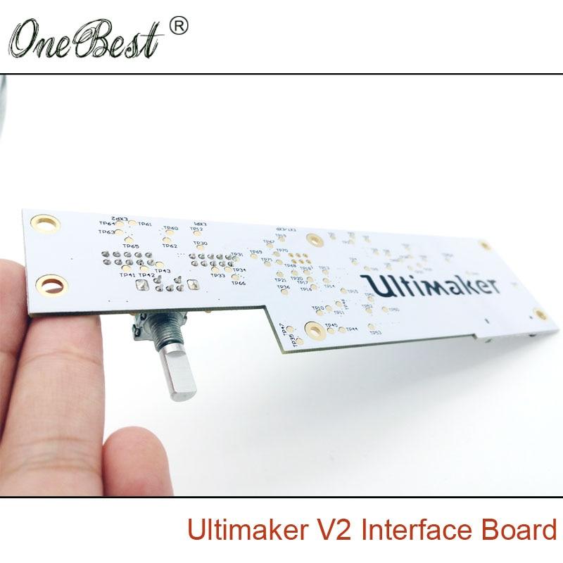 Peças para Impressora v2 placa de interface integrada Tipo : Ultimaker 2