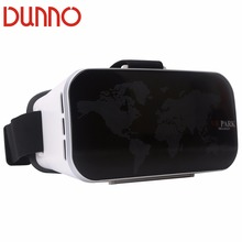 VR Virtual Reality 3D Glasses VR Park Google Cardboard 3D VR Glasses HD Movie Game For iPhone 4.7 – 6 inch Smartphone 5 Colors