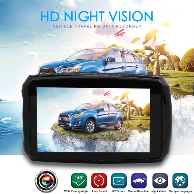 3.0 inch Car Camera 25mm Lens 1080P HD Car DVR Video Recorder Night Vision Dash Cam 150 Degree Wide Angle Lens Car DVR Camera