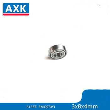 693ZZ teniendo ABEC-7 10 Uds 3x8x4mm miniatura 693 cojinetes bola ZZ 619/3ZZ...