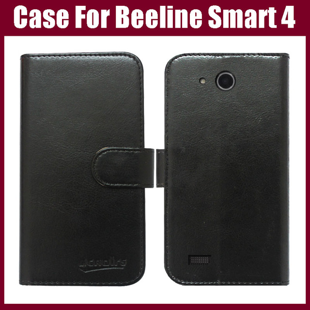 Beeline Smart 4 Case New Arrival 6 Colors High Quality Flip Leather Exclusive Protective Phone Cover For Beeline Smart 4 Case
