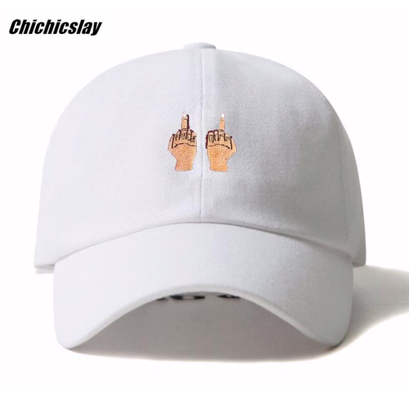 HTB1hGURSXXXXXXkXVXXq6xXFXXXu - Middle Finger Strap Baseball Hat Snapback Caps