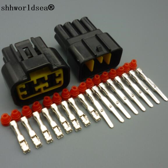 Male//Female DJ613-2.3A DJ621-2.3A  Automotive Terminals Copper Terminals Pins